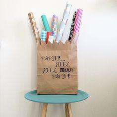 Cadeautjes inpakken doe je met HEMA!