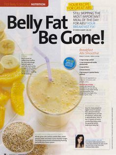 Belly Fat Be Gone! | Decision Nutrition