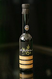Best finishing olive oil.