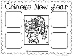 Chinese New Year Activities And Lantern Craft