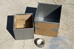 diy conrete planters   DIY CONCRETE:: Planter Box