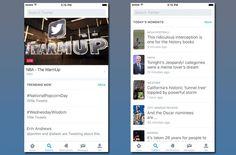 #Twitter #acceso #cambios Explorar, la nueva pestaña de Twitter para acceder a todo lo que sucede de manera unificada
