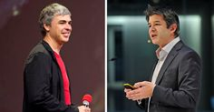 Google is a major investor in Uber, but as often happens in Silicon Valley, each company is working on products that could directly compete with the other's.