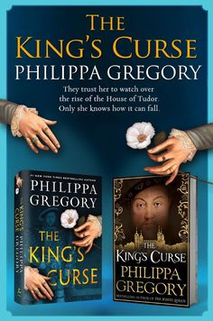 The King's Curse by Philippa Gregory (out in the US & Canada 9/9/14)!  From the #1 New York Times bestselling author behind the Starz original series The White Queen comes the story of lady-in-waiting Margaret Pole and her unique view of King Henry VIII's stratospheric rise to power in Tudor England.  Regarded as yet another threat to the volatile King Henry VII's claim to the throne, Margaret Pole, cousin to Elizabeth of York (known as the White Princess... #book #excerpt