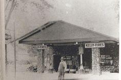 ASHVILLE...Fouts Garage Pell City, Sweet Home Alabama, Crow, Garage, History, People, Carport Garage, Raven, Historia