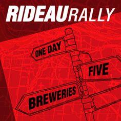 Rideau Rally Tour #1 (Jan 8th)