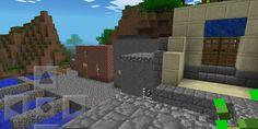 Using Minecraft to create interactive maps for D