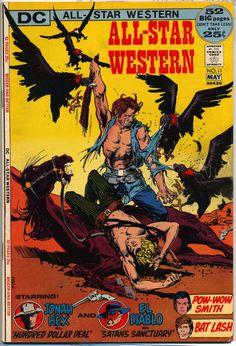 All-Star Western 11 - Jonah Hex