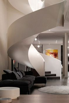 Modern stairs | Source: digdaga