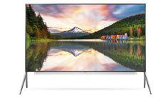 LG 98-inch 8K Super UHD TV is aimed at 2016, 4K options for mere mortals