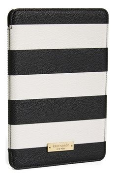 kate spade new york 'hawthorne lane' iPad mini case available at #Nordstrom