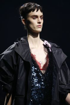 Lanvin Spring 2016 Ready-to-Wear Fashion Show - Ine Neefs (Elite)