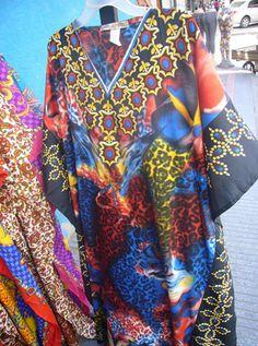 El legendario vestido de la mujer WAYUU