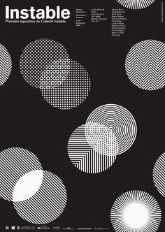 modul: Damian conrad design, poster: Instable.