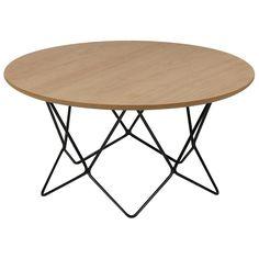 mesa de centro bezel