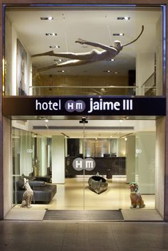 HM Jaime III, Palma de Mallorca, Spain £225 for 2 nights including breakfast good tripadvisor