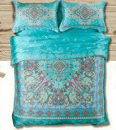 Ropa de cama.......espectacular.
