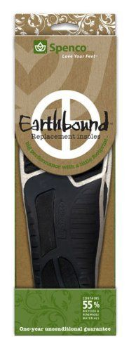 Spenco  3862504 Earthbound SizeWomens 1112 -- Insider's special review you can't miss. Read more  (This is an amazon affiliate link. I may earn commission from it)