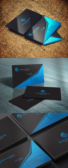 Creative business cards template, including print ready PSD (fully editable Photoshop PSD files) design by professional designers for your business company. Business Card Maker, Create Business Cards, Business Cards Online, Elegant Business Cards, Unique Business Cards, Business Card Logo, Business Card Design, Creative Business, Visiting Card Design