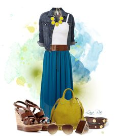 """""""Untitled #211"""" by luchenskil on Polyvore"""