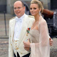 Image result for Charlene Wittstock wedding