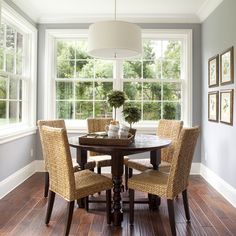 WALL COLOUR. Benjamin Moore Solitude Home Design Ideas, Pictures, Remodel and Decor