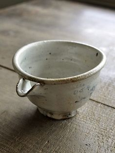 Powder 引印-size single-ended - vessel and living tool OLIOLI