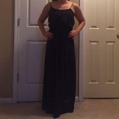 On Sale!! Navy Maxi Dress