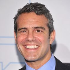 Love him!  Andy Cohen is a hoot!