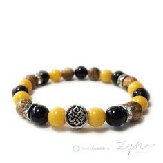Kínai szerencsecsomó szimbólumos ásvány karkötők Beaded Bracelets, Jewelry, Fashion, Jewlery, Moda, Jewels, La Mode, Jewerly, Fasion