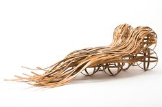 'flow' designer: cheng-tsung feng, kao-ming chen material: bamboo