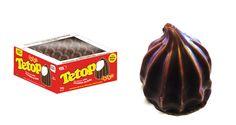 Teta de Nega- maria mole com cobertura de chocolate- a prima pobre da Nhá Benta  ... Rsrsrs