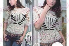 Crochet Clothes Is Very Trendy Selection | Trendy Mods.Com