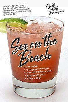Gilligans island iced tea cocktail poster pop cocktails