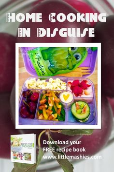 Heaps of healthy kids recipe ideas from httpsamazon heaps of healthy kids recipe ideas from httpsamazonlittle mashiespages12665873011 babyfood storage kids healthy snacks free eb forumfinder Choice Image