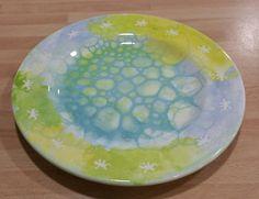 Blubber Technik, paint your own pottery, Keramik selber bemalen bei Paint your Style - Wien 15 http://www.paintyourstyle.de/at  wien15@paintyourstyle.at   FB: Paint your Style - Wien 15