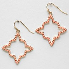 Lennon Earrings in Warm Aspen | Awesome Selection of Chic Fashion Jewelry | Emma Stine Limited