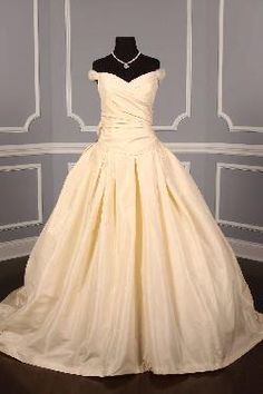 Carolina Herrera Suzy 32128 Discount Designer Wedding Dress ...