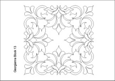 Digital Quilting Designs by One Song Needle Arts Quilting Stencils, Quilting Templates, Longarm Quilting, Free Motion Quilting, Hand Quilting, Machine Quilting, Quilting Designs, Card Patterns, Embroidery Patterns