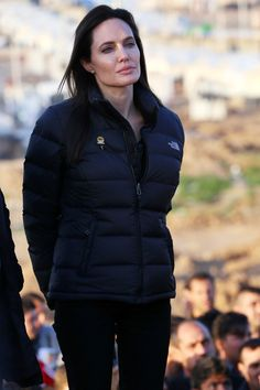 Read Angelina Jolie's moving speech on Syrian Refugees In Full #celebrities #streetlook