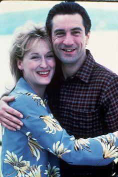 "Meryl Streep - ""ENAMORARSE"" CON ROBERT DE NIRO"