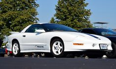 1994 Pontiac Trans Am 25th Anniversary