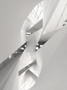 Tel Aviv Museum of Art by Preston Scott Cohen