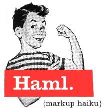 Haml == simple templates for django