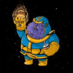 Chunky Thanos Famous Chunkies - Alex Solis