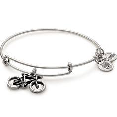 Pan-Mass Challenge bike-a-thon Alex and Ani charity bracelet. Wellness • Movement • Spirit