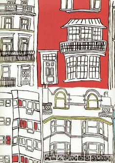 Brighton, a print of wallpaper taken from the Identity collection created by Harlequin http://www.chapelinteriors.co.uk/wallpapers/Harlequin_Identity_Brighton_.aspx