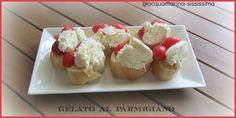 gelato al Parmigiano Reggiano
