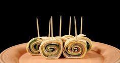 Rezept: Pikante Asia-Wraps
