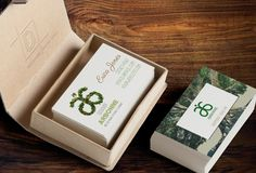 Arbonne 2-Sided Business Card Template - Independent Consultant Business Branding & Marketing - Arbonne Tree Business Card